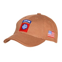 Picture of 82nd Airborne Division Mütze Cap Sand
