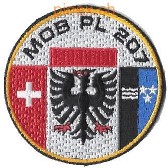 Picture of Mob Pl 207 Badge Abzeichen Armee 95