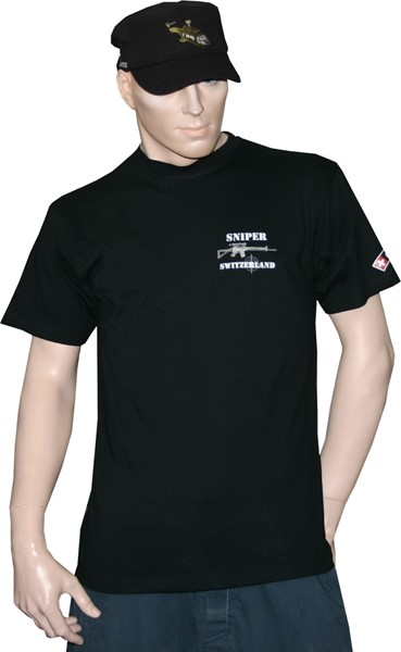 Photo de Sniper Switzerland T-Shirt