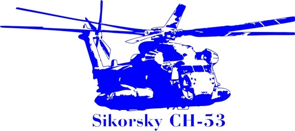 Photo de Sikorsky CH-53 (very big)