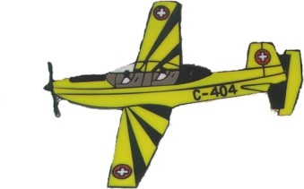Photo de Pilatus PC9 Pin