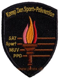 Photo de Komp Zen Sport Prävention Badge Armee 21