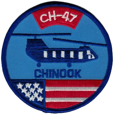 Photo de Chinook CH-47 Helikopter