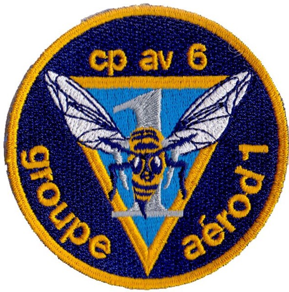 Picture of Cp Av 6 groupe aérod 1