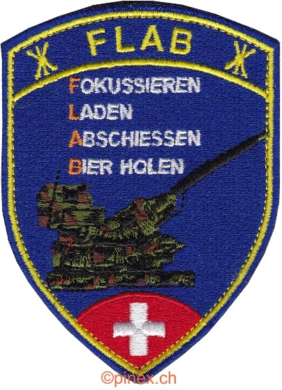 Photo de Fliegerabwehr Fun Patch