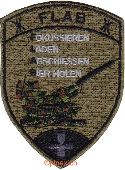 Photo de Fliegerabwehr Badge Tarn