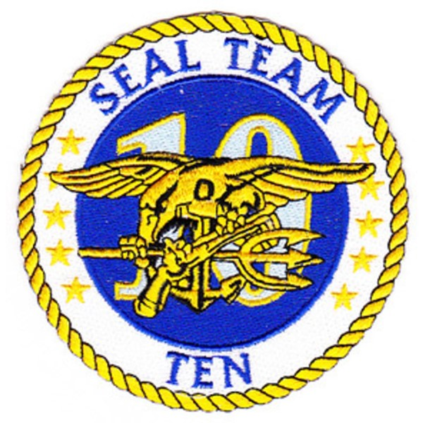 Picture of Seal Team 10 Abzeichen  US Navy Seals
