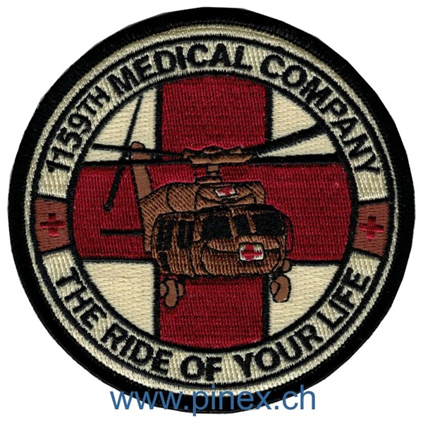 Photo de 1159th Medical Company Patch (Dustoff) OIF
