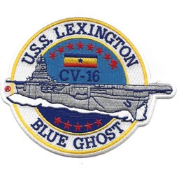 Photo de USS Lexington CV-16 Blue Ghost Flugzeugträger
