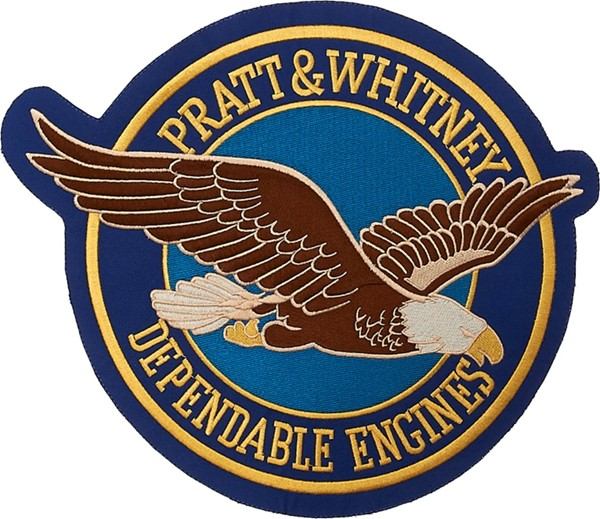 Photo de Pratt & Whitney Abzeichen  LARGE