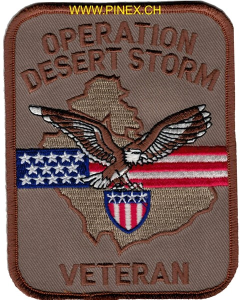 Photo de Operation Desert Storm Veteran