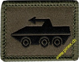 Picture of Anti-tank soldier Swiss Army Function Insignia