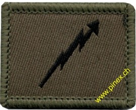 Picture of Signal soldier Swiss Army Function Insignia