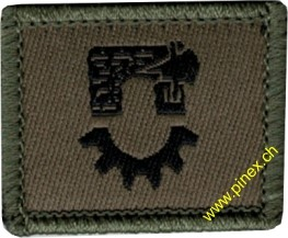 Picture of Installation technology soldier Swiss Army Function Insignia