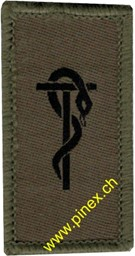 Picture of Medical corps Swiss Army Branch Insignia