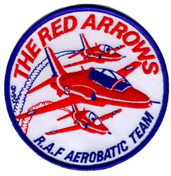 Photo de Red Arrows Logo Abzeichen