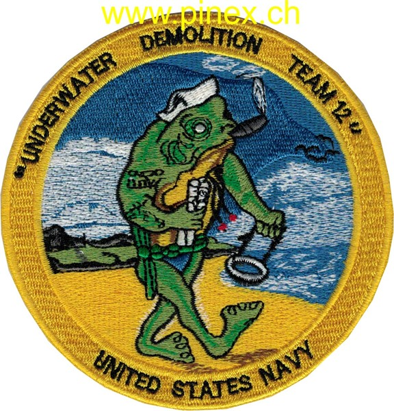 Photo de US Navy Underwater Demolition Team 12 (WWII - Vietnam)