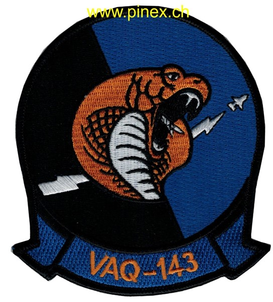 Bild von VAQ-143 Cobras Aviation Electronic Attack Squadron