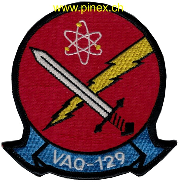"Picture of VAQ-129 ""Fighting Vikings"" Electronic Attack Squadron"