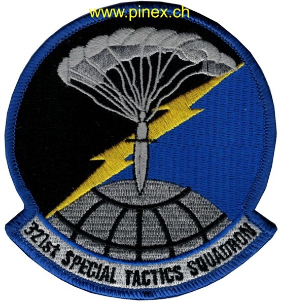 Photo de 321st Special Tactics Squadron US Air Force Abzeichen